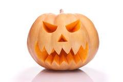 Halloween rzeźbiąca pączuszku Obraz Royalty Free