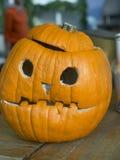 Halloween rzeźbiąca pączuszku Zdjęcie Royalty Free