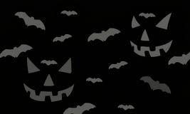 Halloween rzeźbiąca pączuszku Obraz Stock