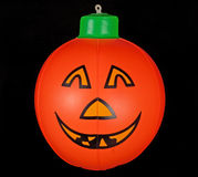 Halloween's orange pumpkin Royalty Free Stock Photo