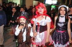 Halloween in San Agustin - Colombia Stock Photography
