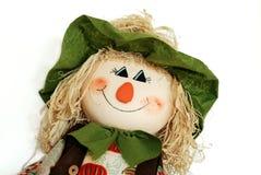 halloween scarecrow Royaltyfri Foto