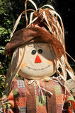 Halloween scarecrow Royalty Free Stock Photos