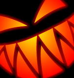 Halloween Scary Face Royalty Free Stock Images