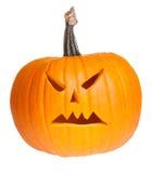 Halloween scary jack'o'lantern Royalty Free Stock Image