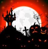 Halloween scary night Stock Photos