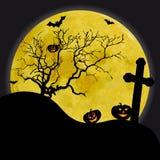 Halloween scene Stock Photography