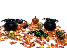 Halloween Scene Stock Photos