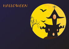 Halloween Scenery Royalty Free Stock Image