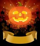 Halloween-Schild vektor abbildung