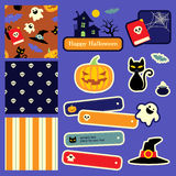 Halloween scrap Stock Photo
