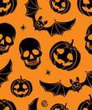 Halloween seamless Royalty Free Stock Photography