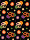 Halloween seamless Royalty Free Stock Photo