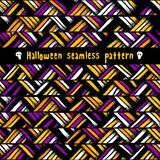 Halloween seamless background. Abstract pattern. EPS 10 vector illustration royalty free illustration