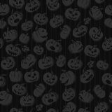 Halloween seamless background Royalty Free Stock Photography