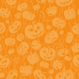Halloween seamless background Royalty Free Stock Images
