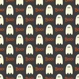 Halloween  seamless pattern background. Stock Image
