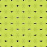 Halloween seamless pattern background Stock Image
