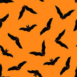 Halloween Seamless Pattern Royalty Free Stock Photography