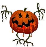 Halloween series - pumpkin Royalty Free Stock Photography