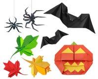 Halloween set Zdjęcia Royalty Free