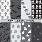 Halloween set for scrapbooking Stock Photo