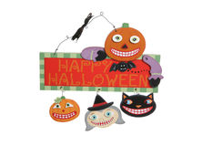 Halloween Sign Stock Photo