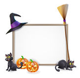 Halloween sign Royalty Free Stock Photo