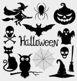 Halloween signs. Stock Photo