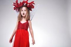 Halloween singing. Royalty Free Stock Images