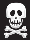 Halloween Skull Royalty Free Stock Photography