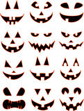 Halloween smiles Royalty Free Stock Images