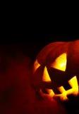 Halloween. a-smoke Royalty Free Stock Image