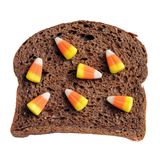 Halloween Snack Royalty Free Stock Image