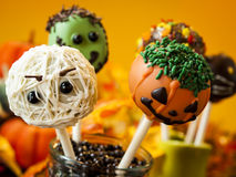 Halloween Snack Stock Image