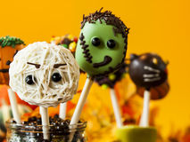 Halloween Snack Stock Photography