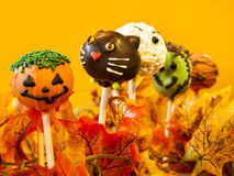 Halloween Snack Royalty Free Stock Images