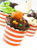 Halloween Snack Royalty Free Stock Photo
