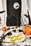 Halloween snake Stock Photos