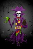 Halloween spöke Royaltyfria Foton