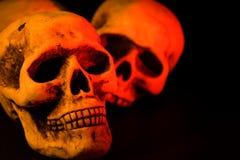 Halloween spaventoso Fotografia Stock Libera da Diritti