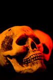 Halloween spaventoso fotografia stock