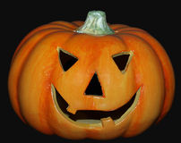 Halloween. Spooky halloween Pumpkin for Party Royalty Free Stock Image