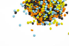 Halloween Sprinkles Royalty Free Stock Photo