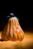 halloween stålarlykta o Royaltyfri Foto