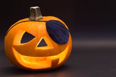 halloween stålarlyktor o Royaltyfria Foton