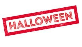 Halloween-Stempel Lizenzfreies Stockfoto
