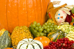 Halloween still life. Stock Images