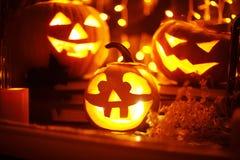 Halloween still-life Royalty Free Stock Photography