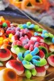 Halloween-suikergoed Royalty-vrije Stock Afbeeldingen